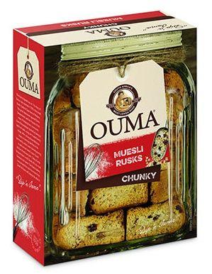 Ouma's Muesli Rusks