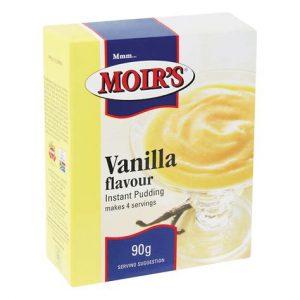 Moir's Instant Pudding - Vanilla