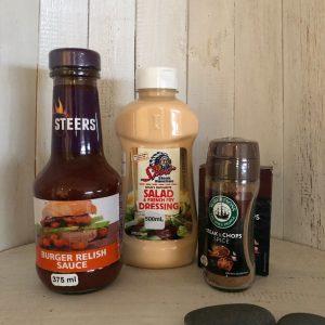 SA Burger Kit